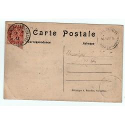 rare cachet VERSAILLES CONGRES S.-ET-OISE 17 1 1913 de l' élection R.Poincaré