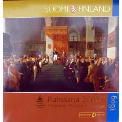 Coffret BU euros Coffret BU euros Finlande 2009/II : Rahasarja + 2€ commémo