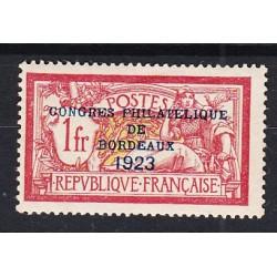 TIMBRE 1923