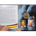 rare coffret FDC LUXEMBOURG 2 euro 2005 Henri Adolphe Luxemboug