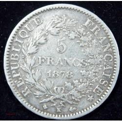 NAPOLEON III - 5 Francs 1856 A PARIS TETE NUE