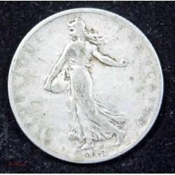 Semeuse- 2 Francs 1900