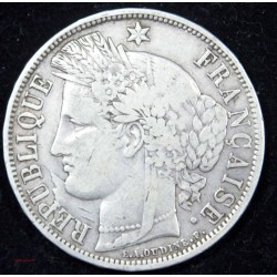 CERES - 5 FRANCS 1870 K (M à 4 heures) F.332.3