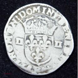 Royale - 1/4 Ecu 1611 K Bordeaux, Louis XIII