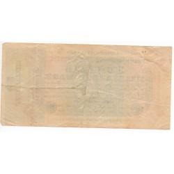 ALLEMAGNE 50 milliarden Mark 10 Oct 1923 TTB Ros 117