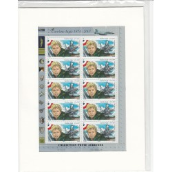 FEUILLET POSTE AERIENNE N° 78a 2014 NEUF SOUS BLISTER EDITION LIMITEE