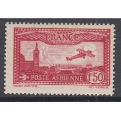 TIMBRE POSTE AERIENNE N°5 - 1930 - Coin Dâté - NEUF