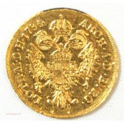 Autriche - Ducat d' or - Joseph II 1786 E Karlsburg