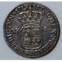 LOUIS XV - XX sols de Navarre 1719 lyon