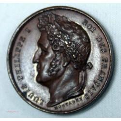 Médaille Louis Philippe I, Obelisque de Louqsor 1831
