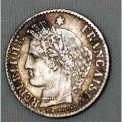 Cérès - 20 centimes 1850 A