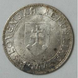 Slovaquie - 10 Korun 1944 argent