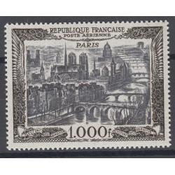TIMBRE POSTE AERIENNE N°20 NEUF** Bord de feuille Côte 60 Euros