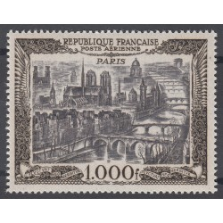 TIMBRE POSTE AERIENNE N°29 NEUF** 1950 Côte 165 Euros