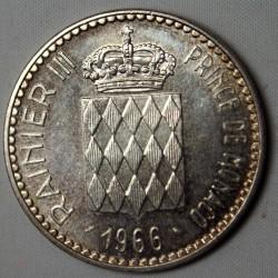 MONACO - 100 Francs 1982 Albert Prince héréditaire