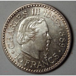 MONACO - 10 Francs 1966 RAINIER III