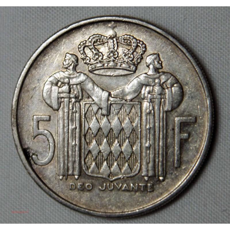 MONACO - Prestige 100 Francs 1974, RAINIER III