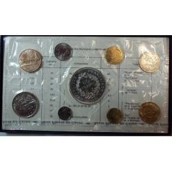 Coffret 1974, Fleurs de Coins dont la 50 Francs Hercule