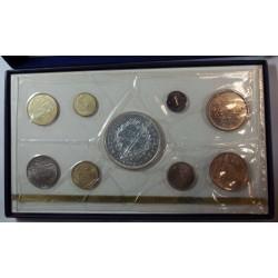 Coffret 1975, Fleurs de Coins dont la 50 Francs Hercule