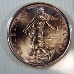 FDC  - 5 francs 1986 issu du coffret neuve/scellée