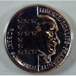 FDC  - 2 x 10 francs 1986 issu du coffret neuve/scellée