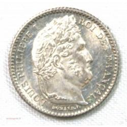 Louis Philippe I - 25 centimes 1847 A spl+