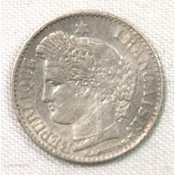 CERES - 20 Centimes 1851 A Paris