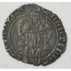 Avignon MARTIN V Carlin à la tour - - 1417-1431 -
