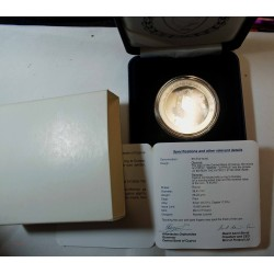 CHYPRE - 5 euro 2008 Proof BE CYPRUS
