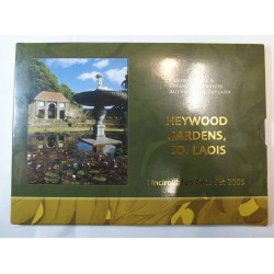 IRELANDE 2005-Officiel BU Heywood Gardens, CO. LAOIS