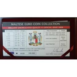 Coffret bois MALTE BU 2008