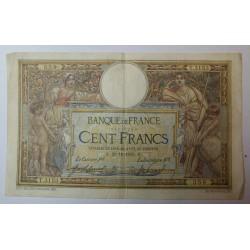 Billet de 100 FRANCS LOM 29-11-1915 F. 23.7