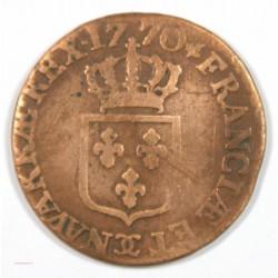 Louis XV - demi Sol à la vieille tête 1770 aix