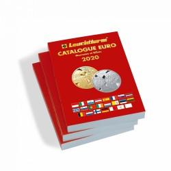 Leuchtturm CATALOGUE EURO PIECES ET BILLETS 2020