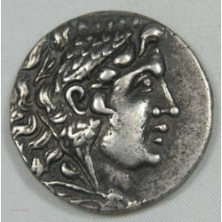 GRECQUE - Tétradrachme Alexandre Odessos 125-170av JC