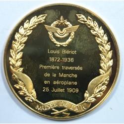Médaille Vermeil – LOUIS BLERIOT – 1872-1936