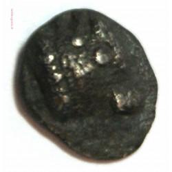 Gauloise -  Hémiobole Milésiaque tête de veau 500-475 av. JC