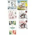 LOT 11 BLOCS CNEP SALONS PHILATELIQUES N°1 à N°11 NEUFS** Côte 231 Euros