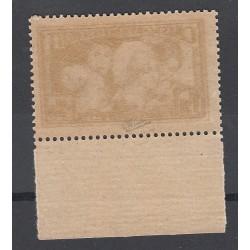 N°269 Caisse Amortissement ANNEE 1931 NEUF** SIGNE BORD DE FEUILLE Côte 350 Euros