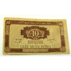 BILLET, Vietnam 10 Dông 1948