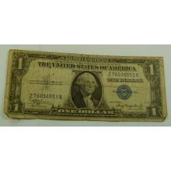 Billet, USA, 1 dollar 1935
