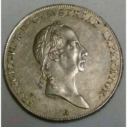 Autriche, Franciscus I, Thaler 1827 A Vienne
