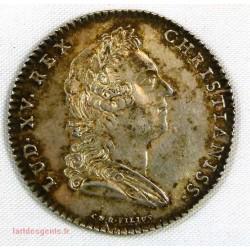 JETON LOUIS XV, argent Académie royale des Sciences n.d.
