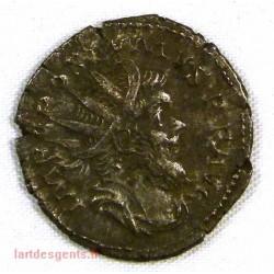Romaine, Antoninien Postume, Herc pacifero Ric 67