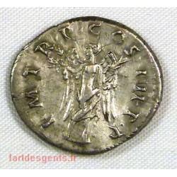 Romaine, denier Trajan, Ric 60 102 ap jc