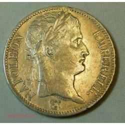 France Napoléon Ier - 5 Francs 1811 H La rochelle