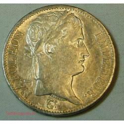 France - Ecu de 5 Francs Napoléon Ier 1812 D Lyon
