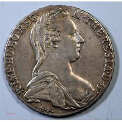 Autriche - Thaler 1780 Vienne Marie Thérèse