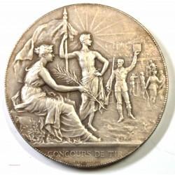 Rare Médaille de 2 onze en argent , Emiliano ZAPATA Révolution Mexique