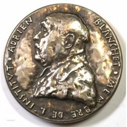 Médaille argent D' Adrien Blanchet Numismate 1947